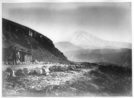 Antoin Sevruguin, Mount Damāvand, Late 19th Century