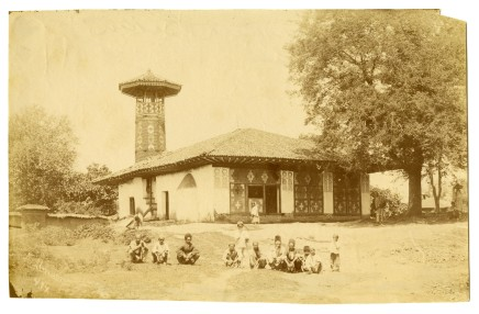 Antoin Sevruguin, A Mosque, Late 19th Century