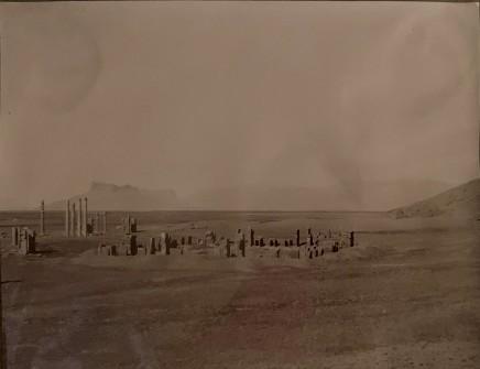 Ernst Herzfeld, Panoramic View of Terrace Complex, Persepolis, 1923-28