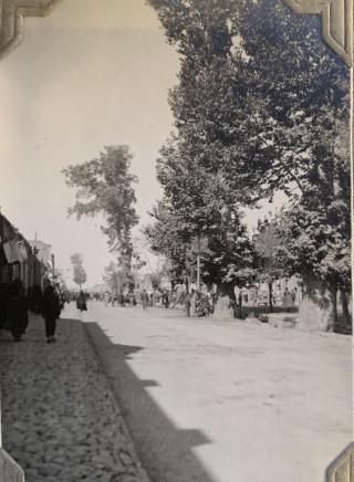 John Drinkwater, A main street in Mašhad, 1934