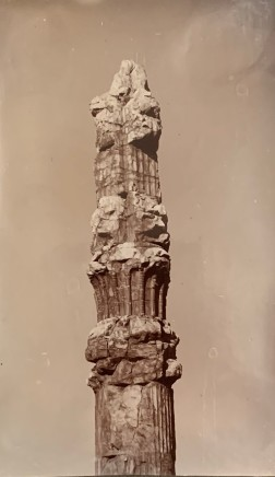 Ernst Herzfeld, Apadana, Audience Hall, Column with Complex Capital, 1923-28