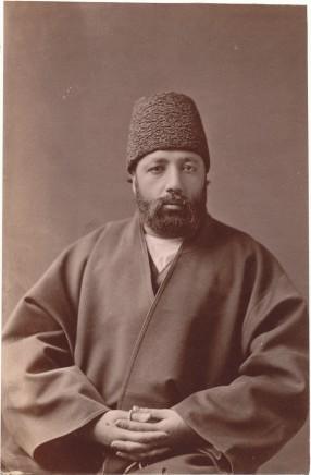 Dmitri Ivanovich Ermakov, A Persian Naib, 1880s