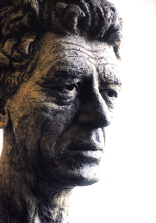 Portrait of Giacometti, 1993