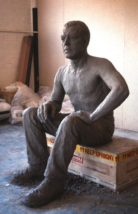 Seated Man, 1995