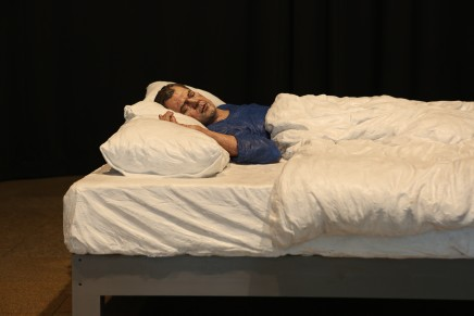 Sleeping Man (version 2), 2016
