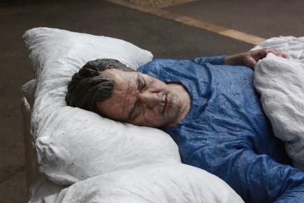 Sleeping Man, 2019