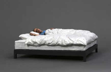 Maquette for Sleeping Man, 2021