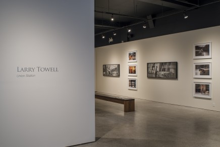 Larry Towell Union Station Installation Photos 1