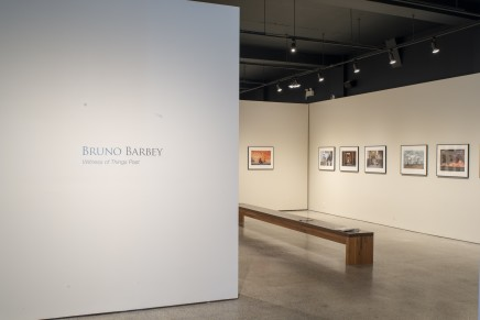 Bruno Barbey Witness Of Things Past Installation Photos 1