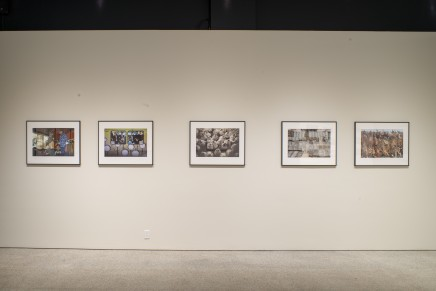 Bruno Barbey Witness Of Things Past Installation Photos 12