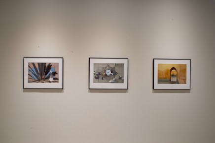 Bruno Barbey Witness Of Things Past Installation Photos 13