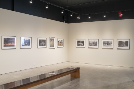 Bruno Barbey Witness Of Things Past Installation Photos 3