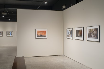 Bruno Barbey Witness Of Things Past Installation Photos 8