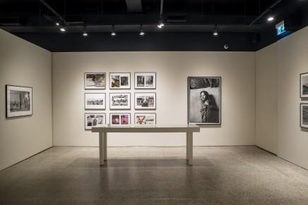 Larry Towell Vintage Prints Installation Photos 41