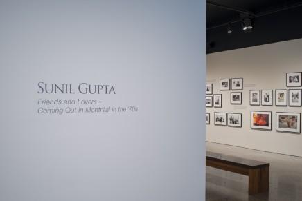 Sunil Gupta Friends And Lovers Installation Photos 1