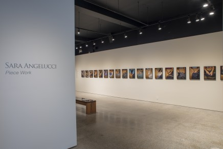 Sara Angelucci Piece Work Installation Photos 1