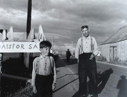 Lida Moser   Québec, 1950