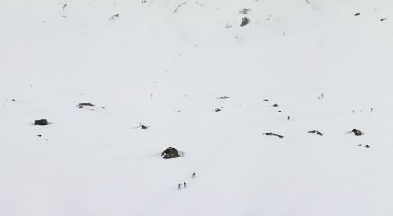 Scott Conarroe, Langlaufern, Enstligenalp, 2020