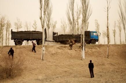 Benoit Aquin | Chinese Dust Bowl