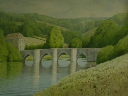 Kevin Hughes - THE SUMMERHOUSE, BOTANICAL GARDENS, BATH