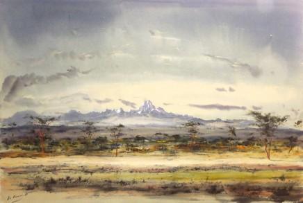 Jeremy Hammick - MT KENYA