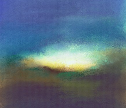 Mary Burtenshaw - SUN ON THE DOWNS