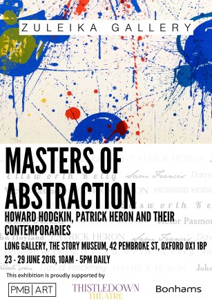 Masters of Abstraction