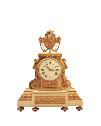 Lemerle-Charpentier & Cie, Mantel Clock