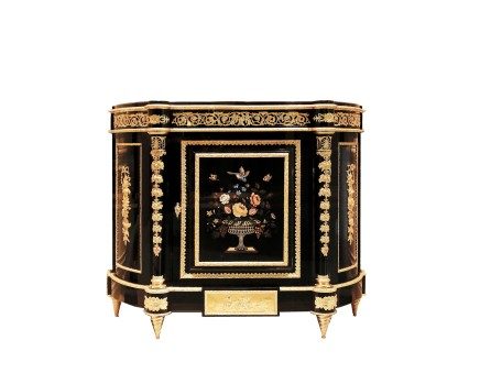 Charles-Guillaume Diehl, Napoleon III Cabinet, France, circa 1860