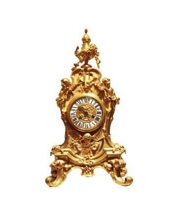 Emile Colin & Cie, Mantle Clock, end of 19th century