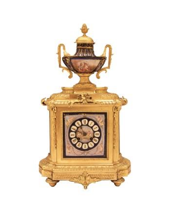Japy Frères, Mantle Clock