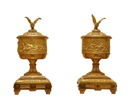 Pair of Urns, End of 19th century