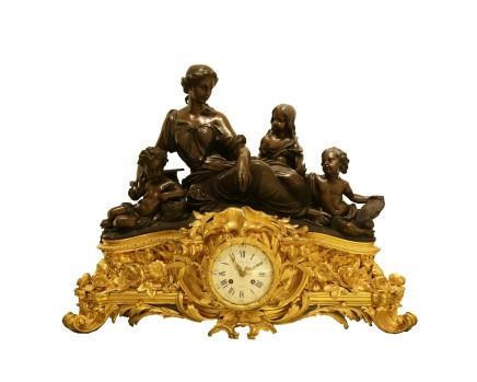 Raingo Frères, Mantel Clock