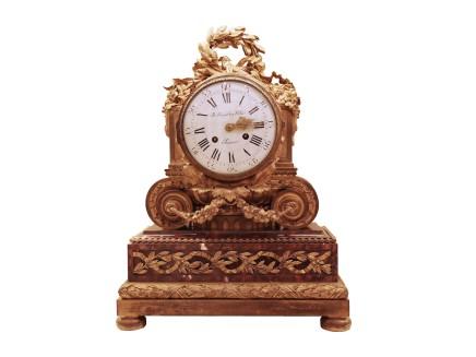 Mantle clock, Late 19th century