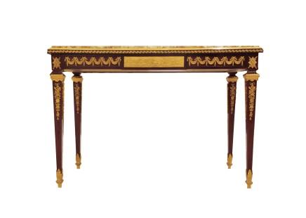 François Linke, Louis XVI style desk, end of 19th century