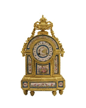 Japy Frères, Mantel clock, Late 19th century