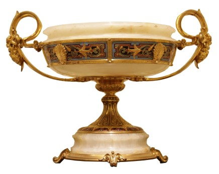 Barbedienne style, Cup, Napoleon III period