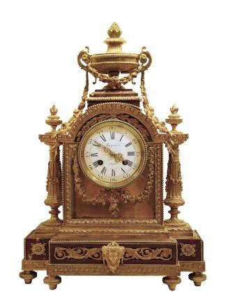 Mantel Clock, Late 19th century