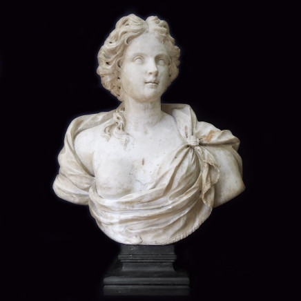 Giovacchino Fortini, Bust of a Lady