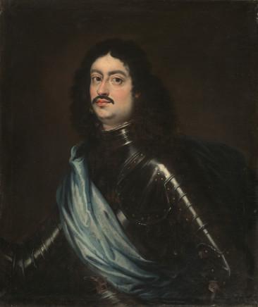 Giusto Suttermans, Portrait of Ranuccio II Farnese, Duke of Parma and Piacenza, 1656