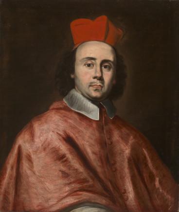 Giovanni Battista Gaulli, il Baciccio, Portrait of Cardinal Fabrizio Spada, 1675-1680
