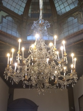 An Exceptional Chandelier, Genoa, second half 18th Century