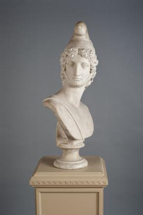 Ferdinando Fontana, Head of Paris, 19th Century