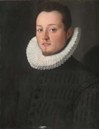 Santi di Tito, Portrait of a Young Man, 1580-1590