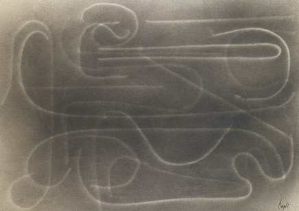 Corrado Cagli, Dream Tangle, 1951