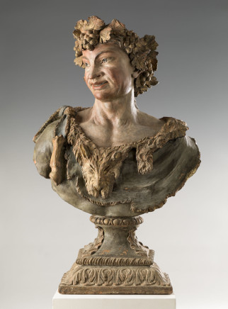 Petronio Tadolini, Bacchus and Bacchant, 1770-1780