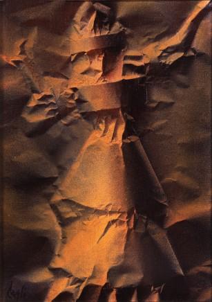 Corrado Cagli, The dame, 1959