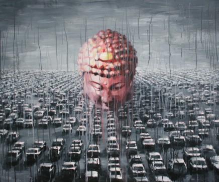 Sheng Qi, Buddha's Car Park, 2010