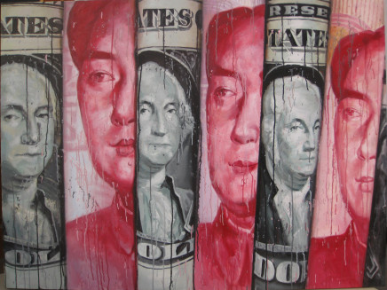 Sheng Qi, RMB VS. USD No. 2, 2013