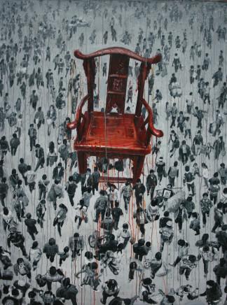 Sheng Qi, Empty Chair, 2012